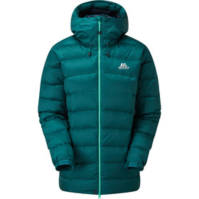 Mountain Equipment Senja Jack Dames, deep teal
